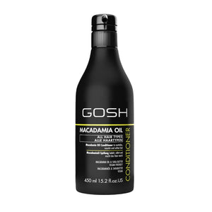 Gosh Macadamia Conditioner - 450ml - Bath and Body