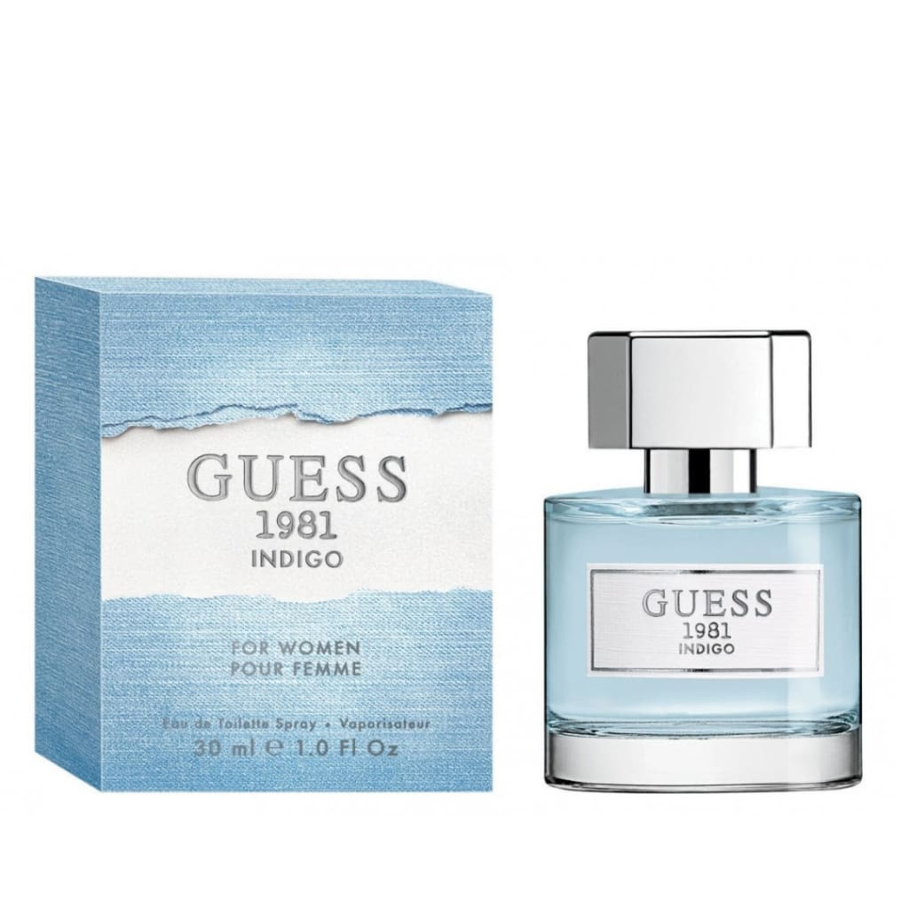 GUESS 1981 Indigo for Her EDT - Fragrance