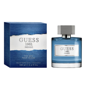 GUESS 1981 Indigo for Him EDT - Fragrance