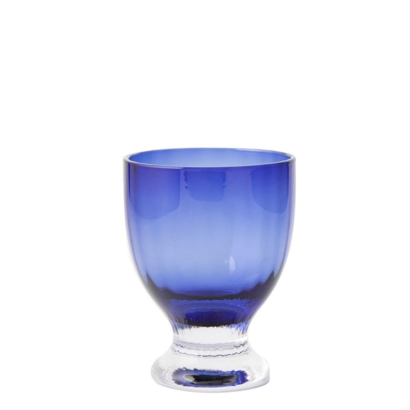 JENNA CLIFFORD - Juice Glass - Blue Set of 4 - Jenna Clifford