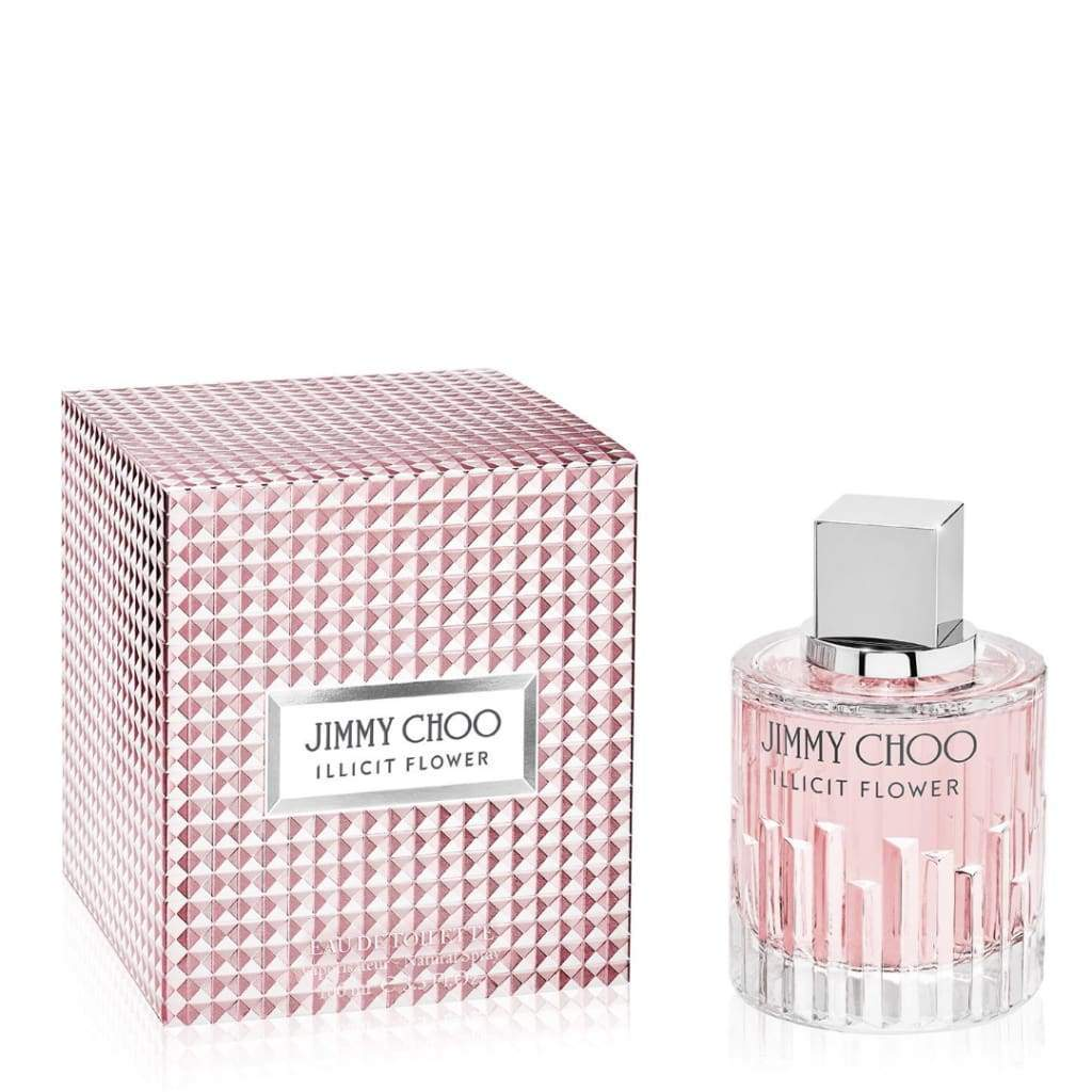 Jimmy Choo Illicit Flower EDT - 100ml - Fragrance
