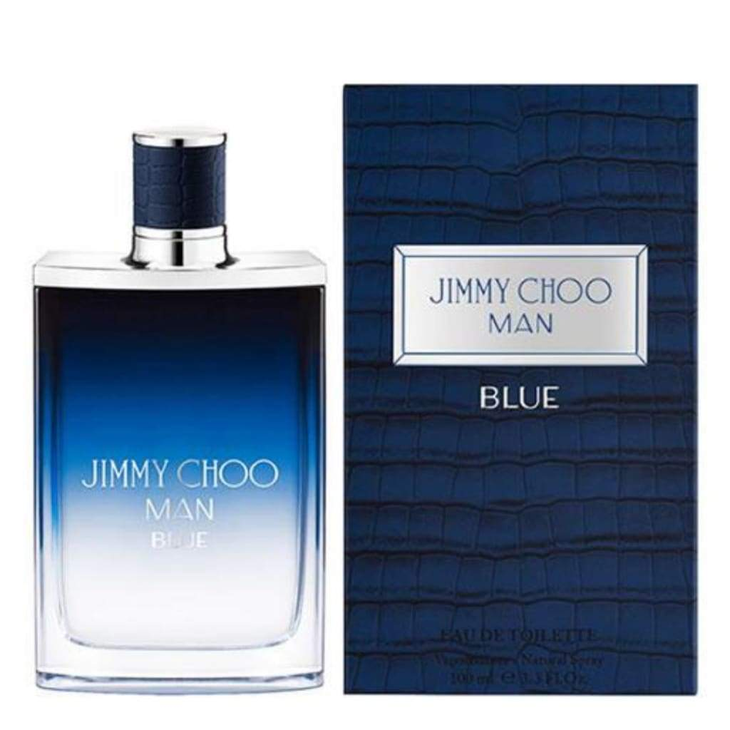 Jimmy Choo Man Blue EDT - 100ml - Fragrance