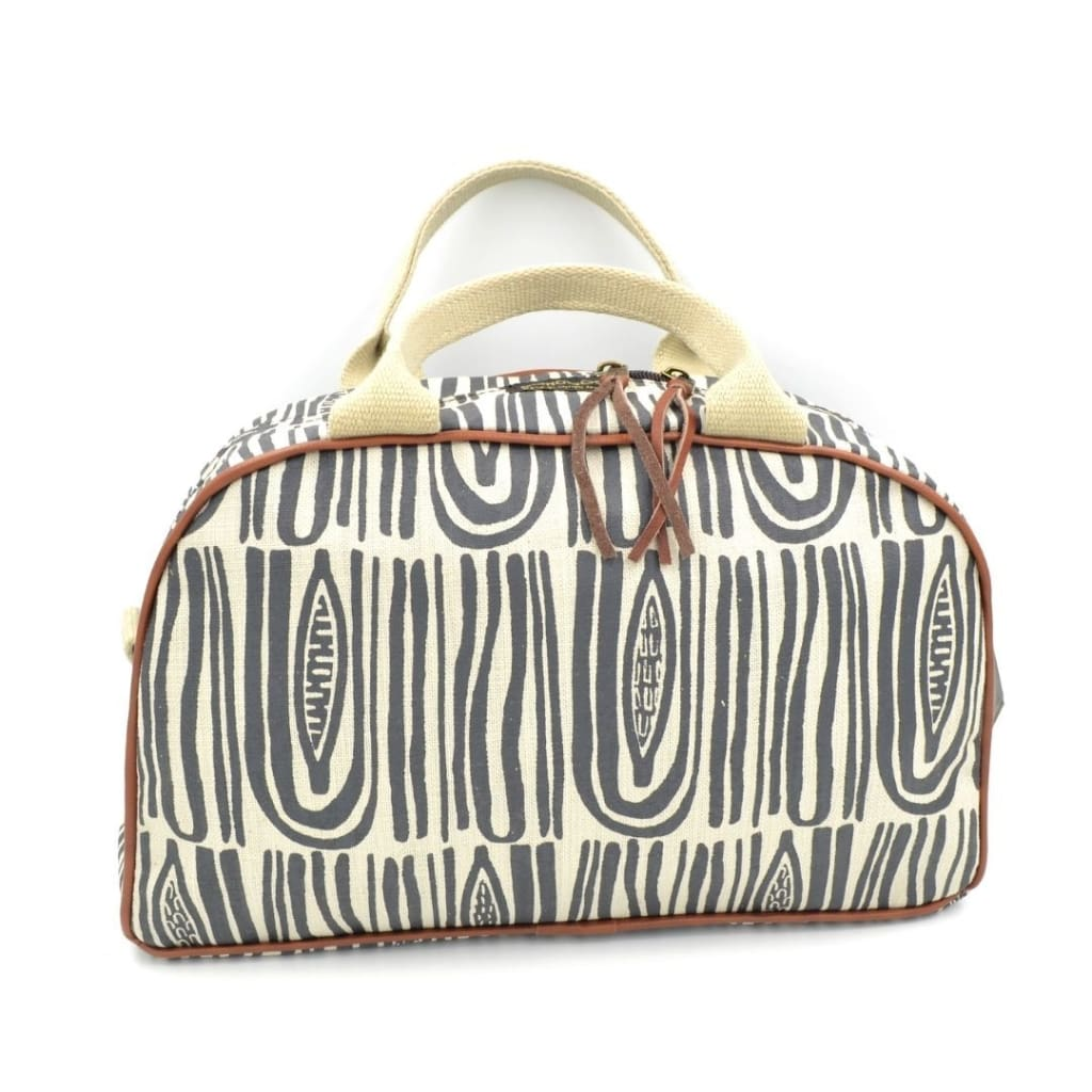 Ladies Toiletry Bag - Seed Charcoal - Accessories