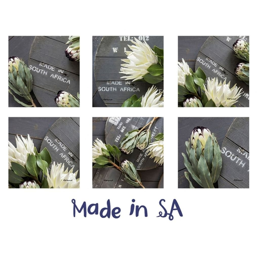 Lighthearted Coaster Set - Made in SA - Gifting Ideas