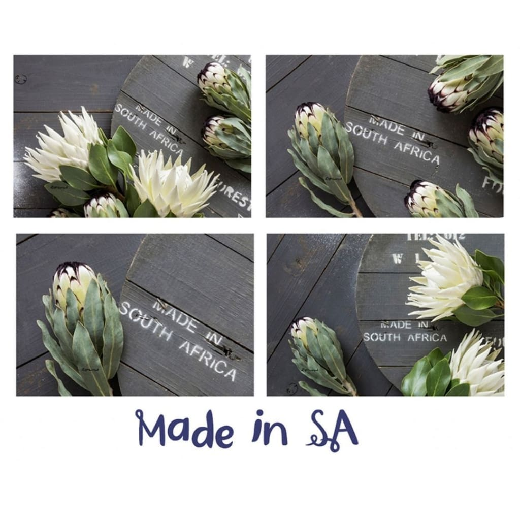 Lighthearted Placemat Set - Made in South Africa - Gifting Ideas
