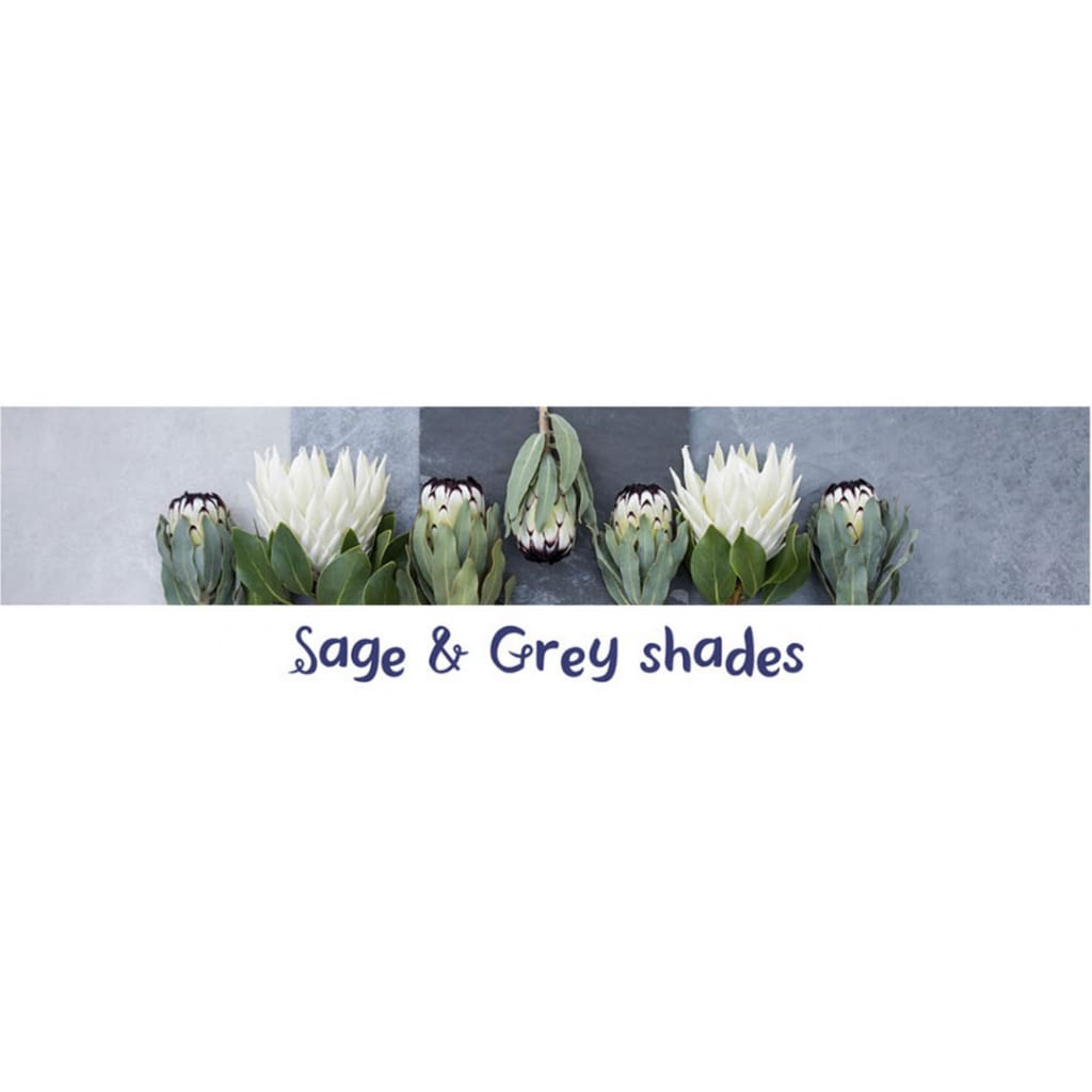 Lighthearted Runner Sage & Grey Shades - Gifting Ideas