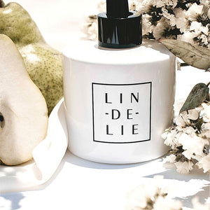 Lindelie Fragrance Diffuser White Freesia & Pear - Bath and Body