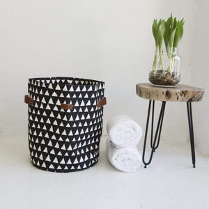 Love Milo Triange Storage Basket - House & Home