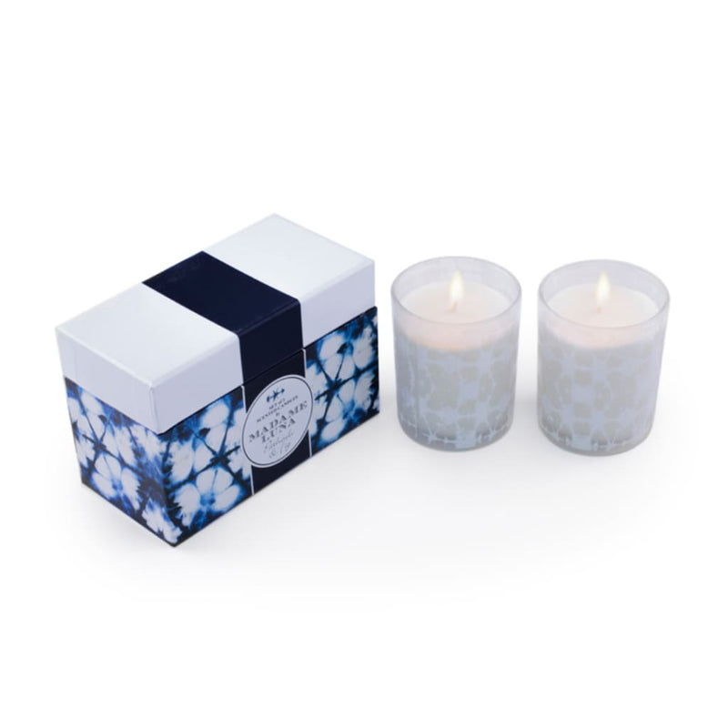 Luna C Candle set Fig & Patchouli - Gifting Ideas