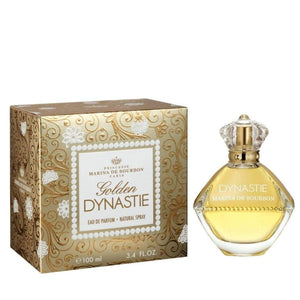 Marina de Bourbon Golden Dynastie EDP - Fragrance