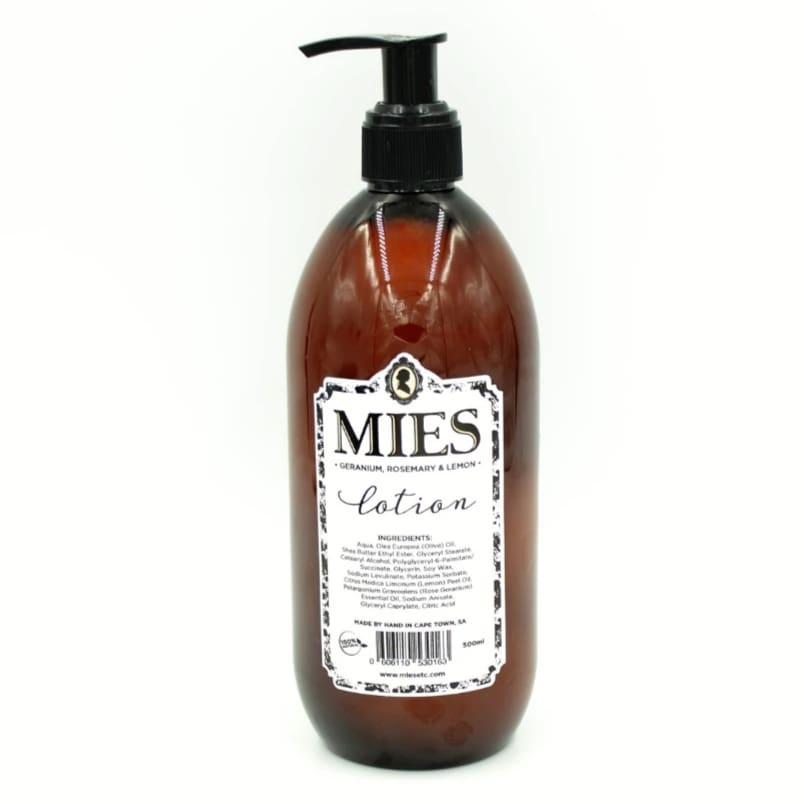 Mies Hand & Body Lotion - 500ml - Bath and Body