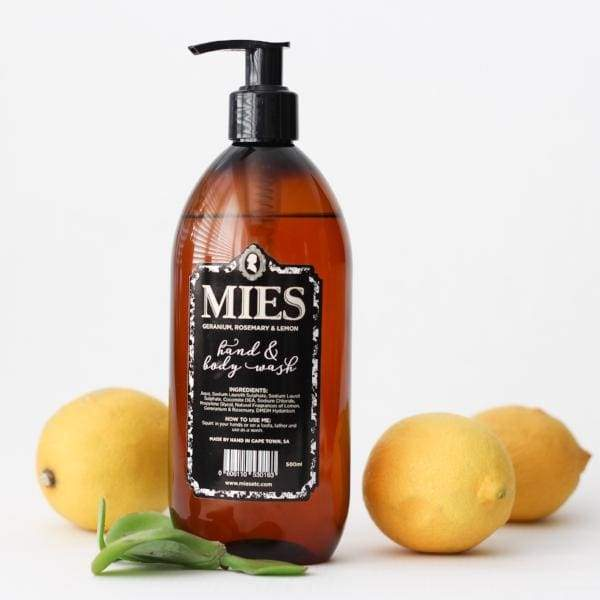 Mies Hand & Body Wash - 500ml - Bath and Body