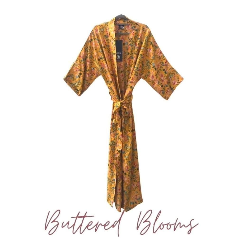 Mies Kimono - Buttered Blooms - Bath and Body