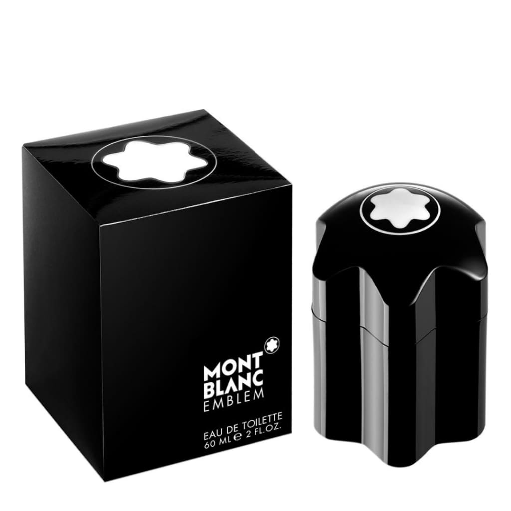 MontBlanc Emblem Homme EDT Spray - 60ml - Fragrance
