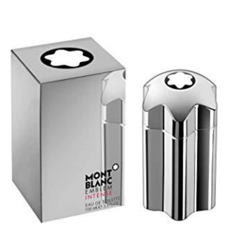 MontBlanc Emblem Intense Homme EDT Spray - 100ml - Fragrance