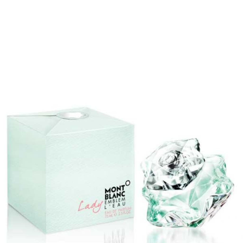 MontBlanc Lady Emblem L'Eau EDT Spray - Fragrance