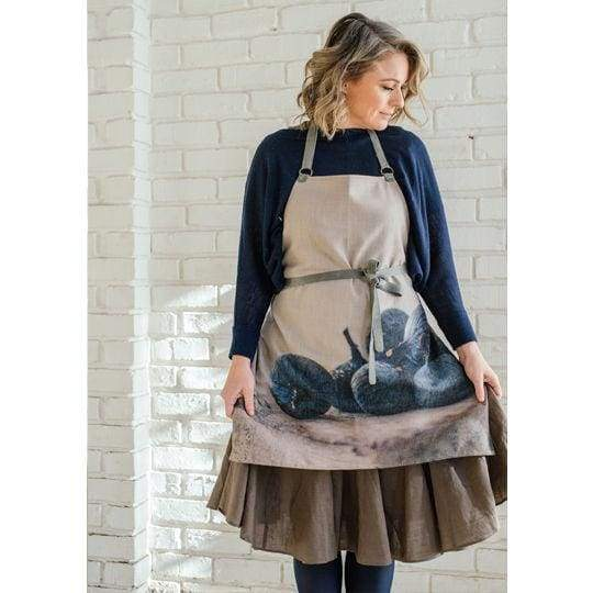 Samesyn Aprons Light Figs & Wood - Light Figs & Wood - House & Home