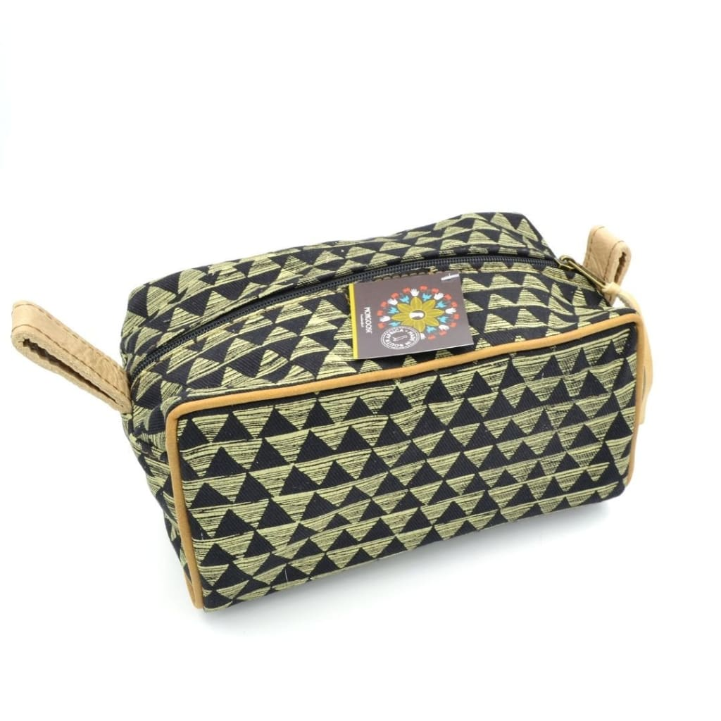 Toiletry Bag - Diamond Natural/black - Accessories