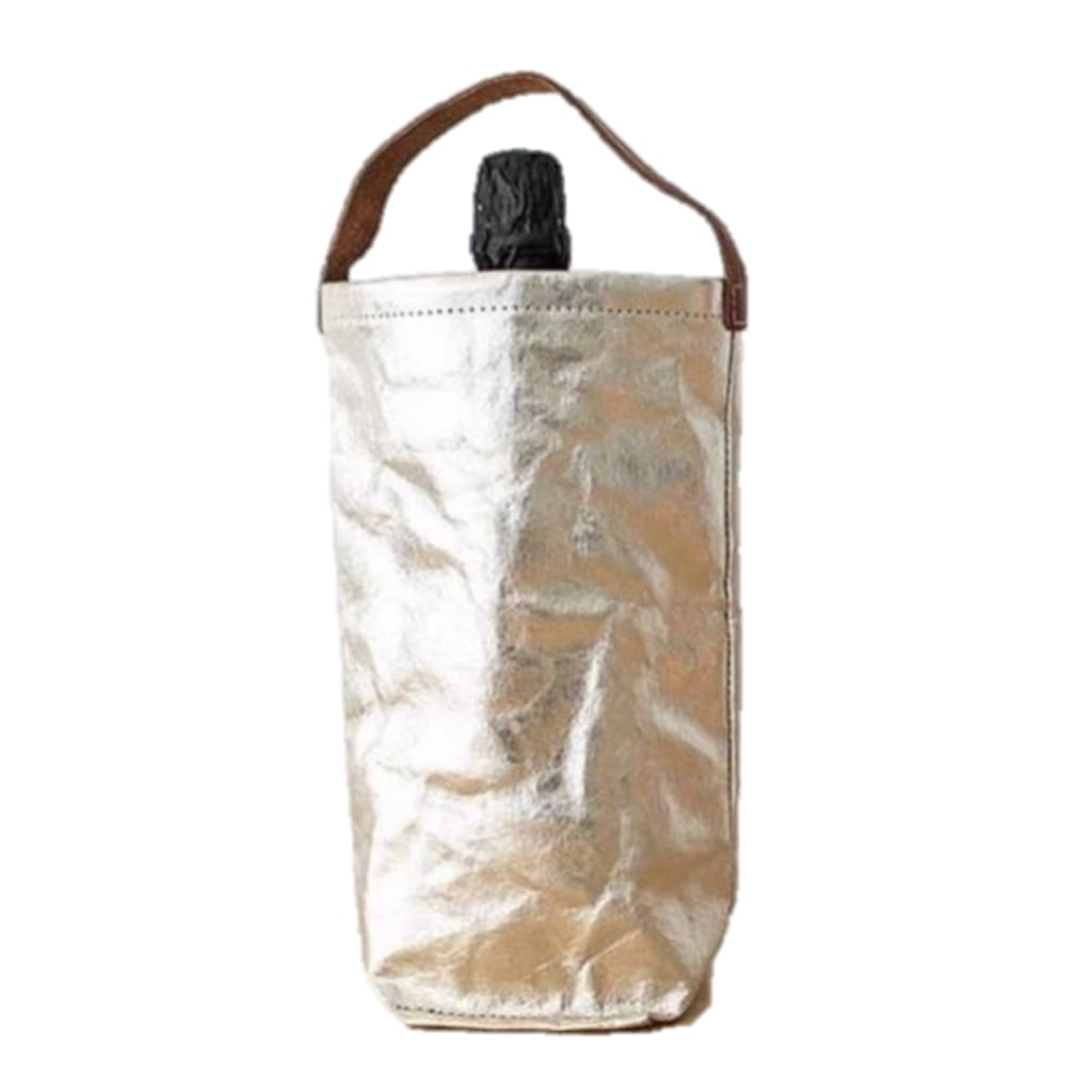 Uashmama Wine Bag - Platino - Platino - House & Home