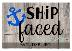 Ship Faced - Personalize It Etc
