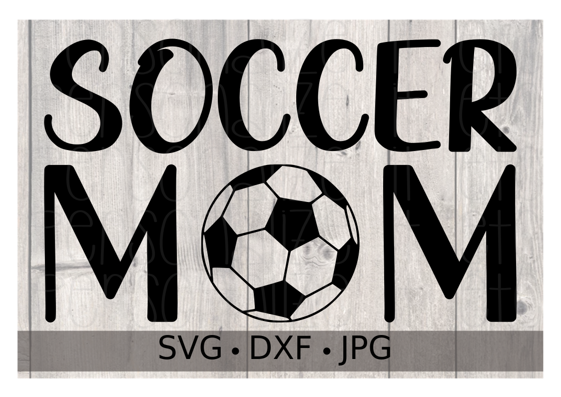 Soccer Mom - Personalize It Etc
