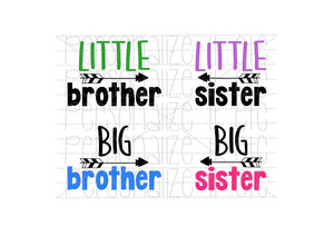 Sibling Bundle - Personalize It Etc