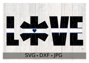 'White Line' Love - Personalize It Etc