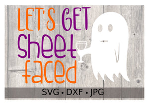 Let's Get Sheet Faced - Personalize It Etc