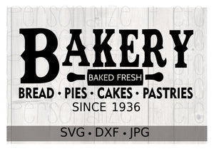 Bakery - Personalize It Etc
