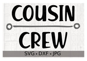 Cousin Crew - Personalize It Etc