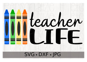 Teacher Life - Personalize It Etc