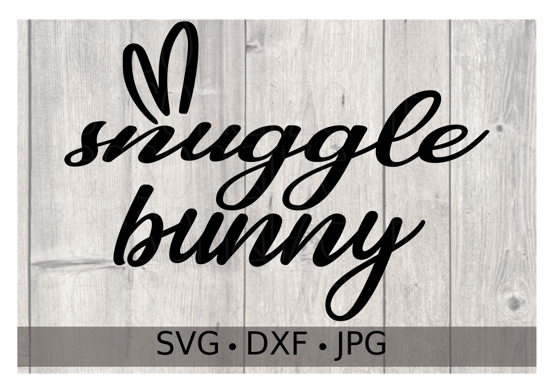 Snuggle Bunny - Personalize It Etc
