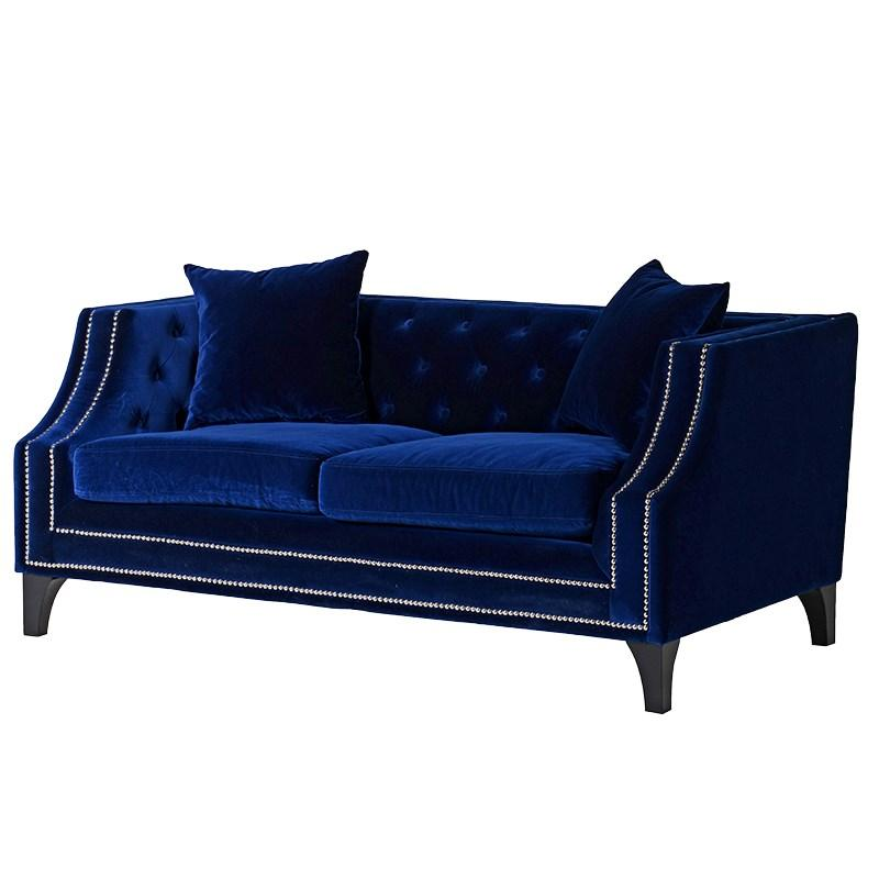 Atolier Twilight Blue Sofa
