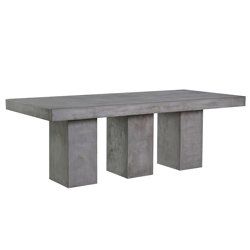 Barbican Concrete Dining Table