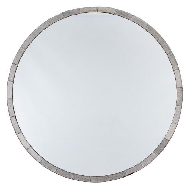 RV Astley Berlin Art Deco Large Round Mirror