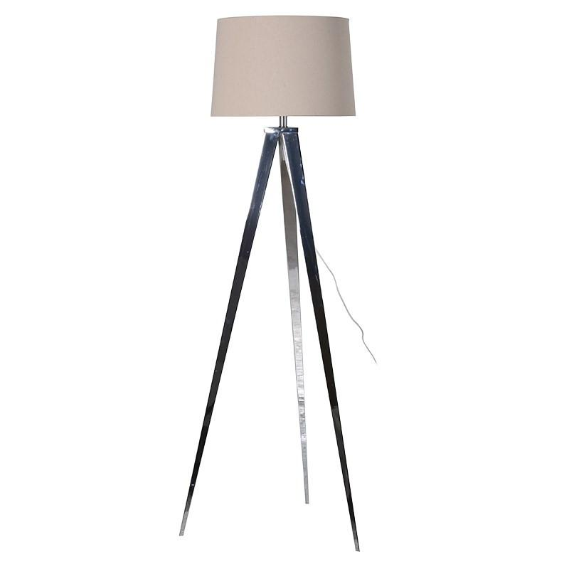 Bermuda Floor Lamp & Shade