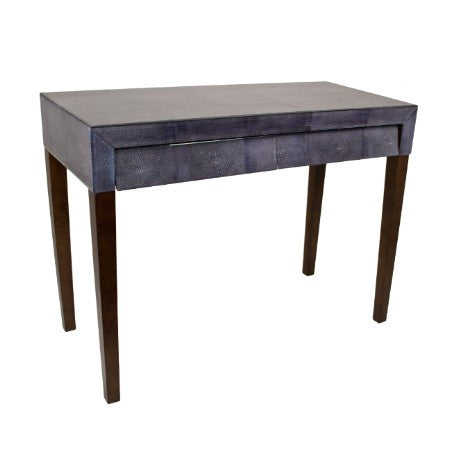 Betsy Grey Shagreen Writing Desk