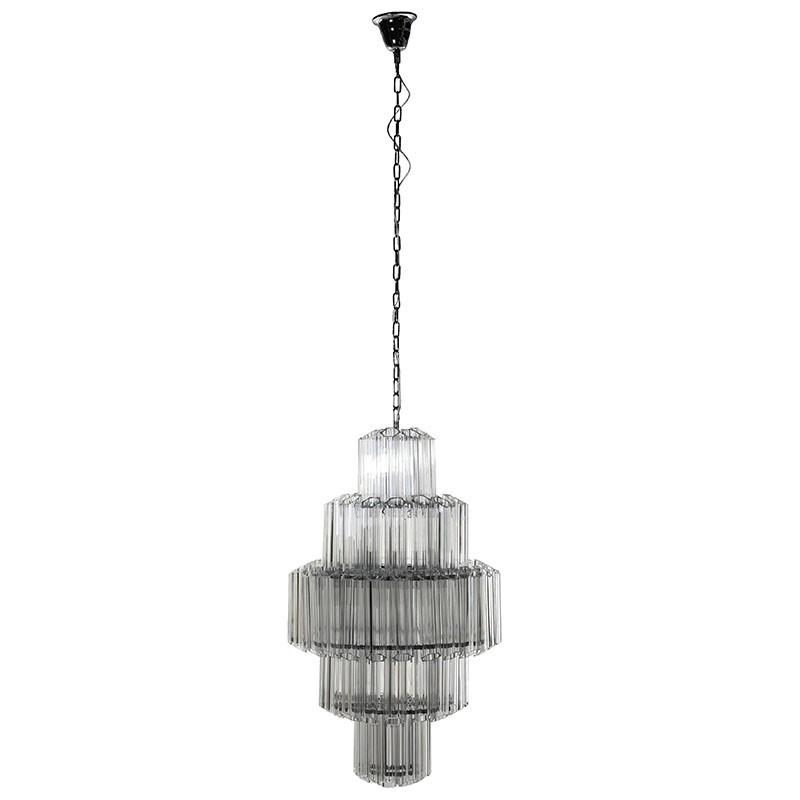 Blenheim Slim Crystal Chandelier