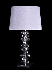 Crystal Pebbles Lamp