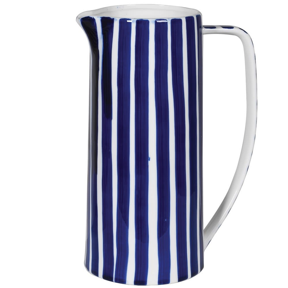 Dartmouth Striped Jug