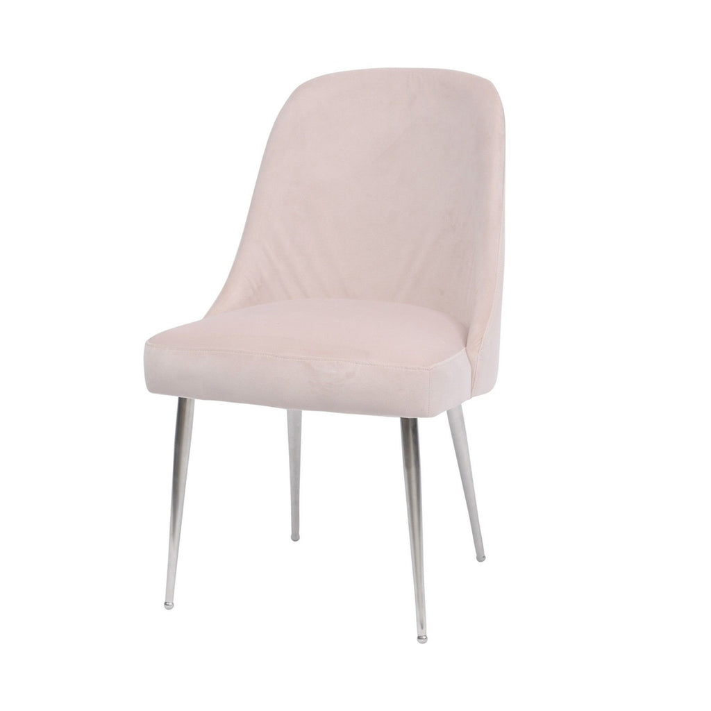Deyla Candy Floss Pink Dining Chair