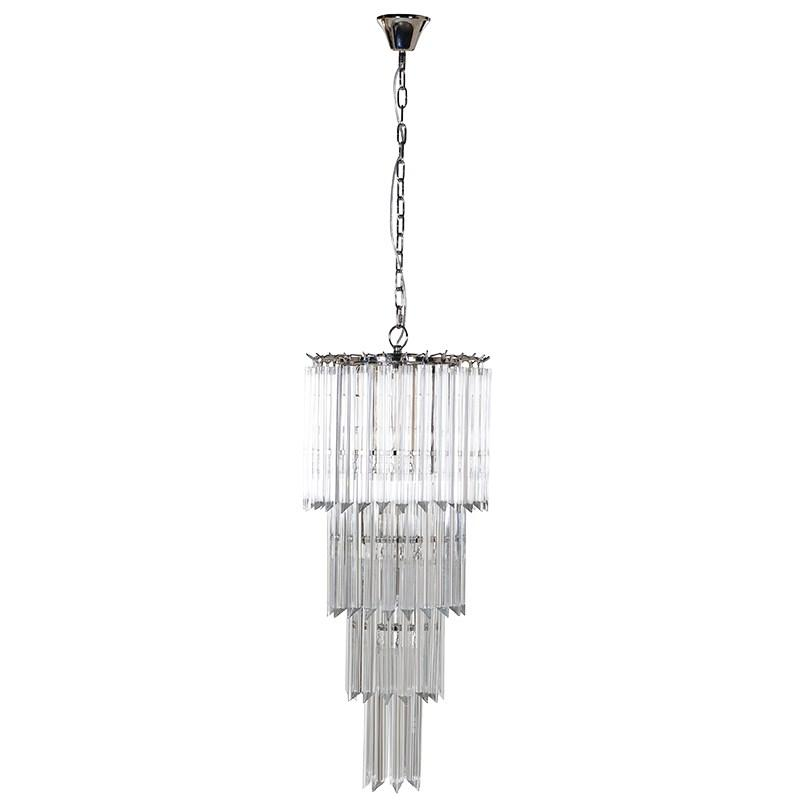 Downton Cascading Crystal Chandelier