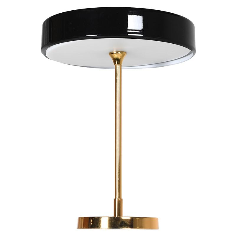 Fairfax Black & Gold Desk Lamp