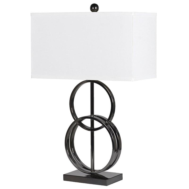 Genevieve Lamp with Shade