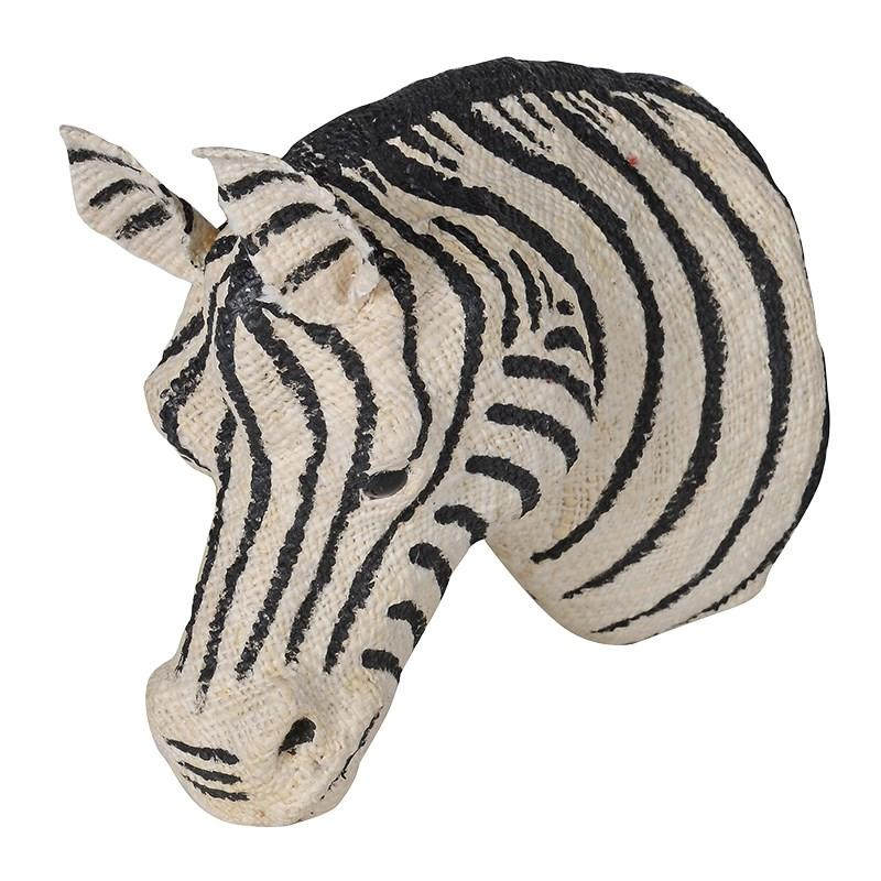 Horare Small Zebra Head