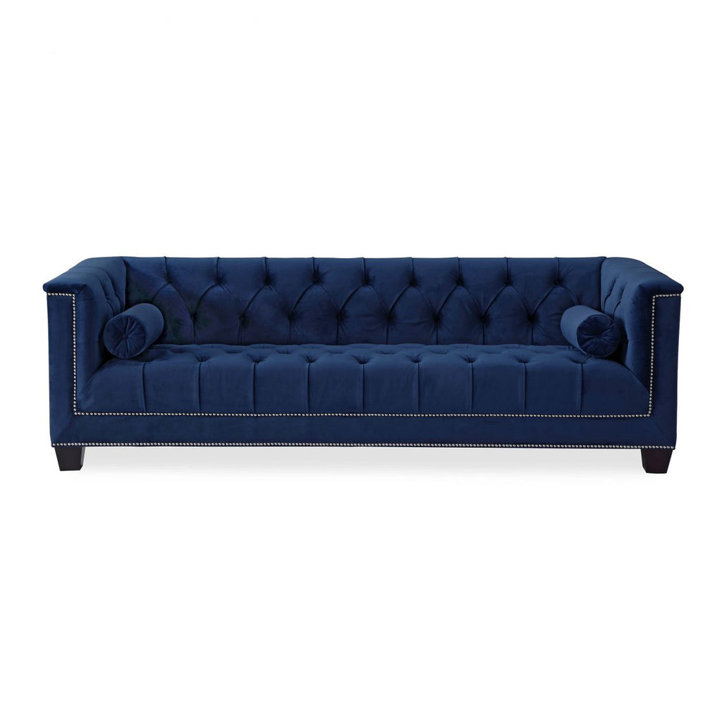 Liang & Eimil Monroe 3 Seater Sofa in Marine Blue