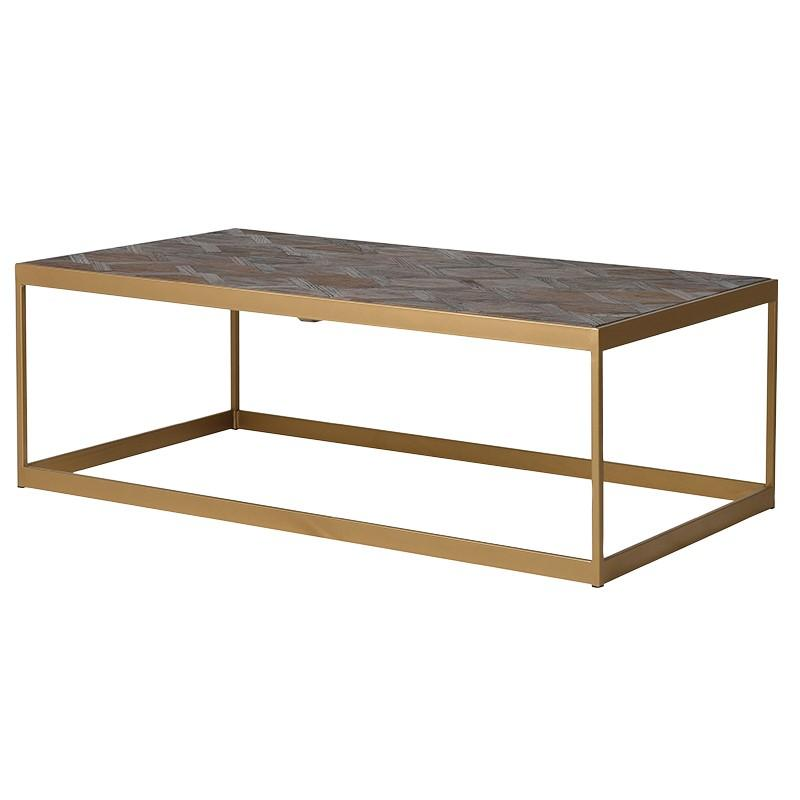 Lear Rectangular Coffee Table