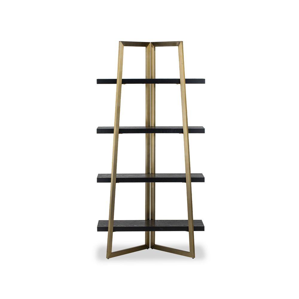 Liang & Eimil Andaz Shelving Unit with Black Ash Veneer