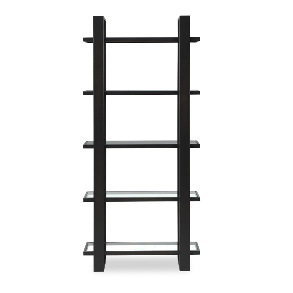 Liang & Eimil Arundel Bookcase with Glass Shelves