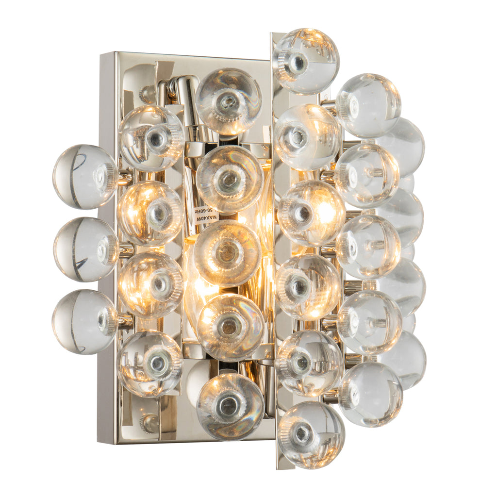 Liang & Eimil Astoria Wall Light in Nickel